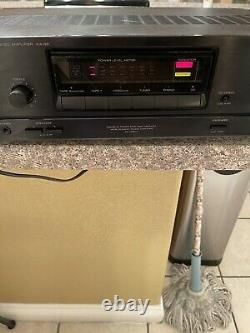 Kenwood Ka-89 Stereo Control Pre Amplificateur & Equalizer Receiver, Puissant