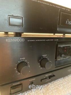 Kenwood Ka-89 Stéréo Control Pre Amplificateur - Kt-59 Stereo Tuner