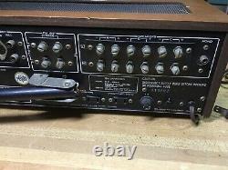 Kenwood Kr-6160 Récepteur Stéréo Préampl Tuner Ampli Amplificateur Lire Description