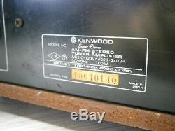 Kenwood Super Eleven Récepteur Monster