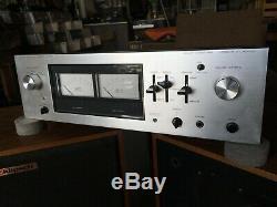 Luxman 5l15 Stéréo Intergrated Amplificateur Préampli Laboratoire Phono Stéréo De 8 Ohms