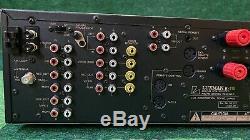 Luxman Numérique Am Synthétisé / Fm Stéréo R-115 Amplificateur