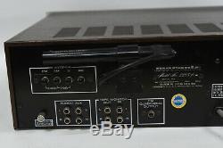 Marantz 2215b Vintage Hi-fi Stéréo Intégré Amplificateur / Récepteur -classic Rétro