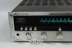Marantz 2220b Vintage Hi-fi Stéréo Intégré Amplificateur / Récepteur -classic Rétro