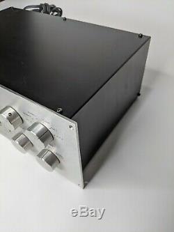 Marantz 3300 Control Console Stéréo Pré-amplificateur Avec Manuel, Cabinet Schéma