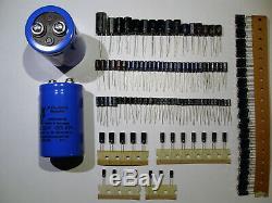 Marantz 4270 Dolby Quad Casquettes De Récapituler Récepteur Rechapage Kit Complet Elko-satz Kpl