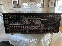 Marantz Av7704 11.2 Channel 4k Ultra Hd Av Surround Pre-amplificateur Noir