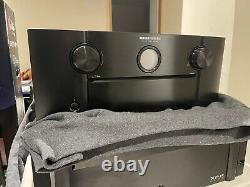 Marantz Av7705 11.2 Canal 4k Ultra Hd Av Surround Pré-amplificateur Noir