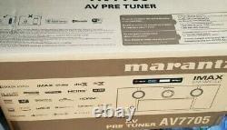 Marantz Av7705 11.2 Chaîne 4k Av Ultra Hd Surround Pré-amplificateur (mit)