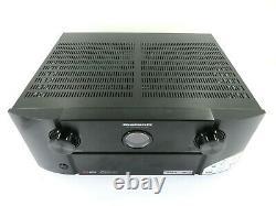 Marantz Av7705 11.2 Chaîne 4k Ultra Hd Av Surround Pré-amplificateur Noir
