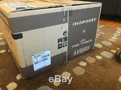 Marantz Av8805 13.2-ch Pré-amplificateur / Processeur Détail 4,500.00 $