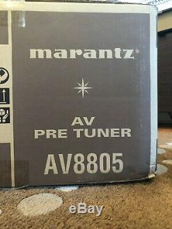 Marantz Av8805-ch 13.2 Pré-amplificateur / Processeur + Heos Media Player