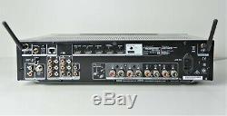 Marantz Réseau Récepteur Audio Stéréo Av Nr1200 Slimline Récepteur Amplificateur