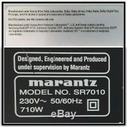 Marantz Sr-7010 Av Surround Récepteur # 0165