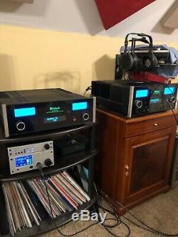 Mcintosh Ma5200, Ma5200, Récepteur Haut De Gamme, Un Amplificateur, Dac