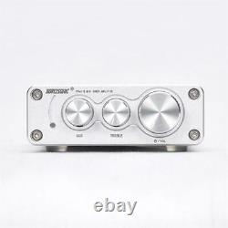 Mini Amplificateur De Puissance Récepteur Bluetooth 5.0 Basse Treble Préamplis D'antenne Haute 50w