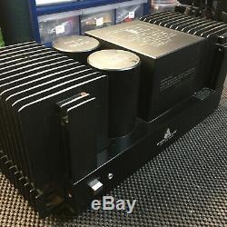 Mitsubishi Da-m10 Wattmètre, Rechapé Da-a7dc Amplificateur & Da-c20 Préampli / Tuner