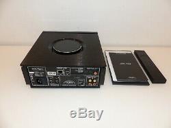 Naim Uniti Atom All-in-one Streaming Verstärker Récepteur Amplificateur Hdmi Schwarz