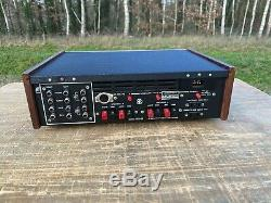 Nikko Vorverstärker, Nikko Amplifier, Nikko Préamplificateur, Nikko Trm50
