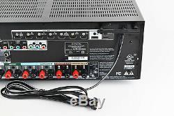 Nouveau Denon Avr-s910w 7.2 Canaux Hd Pleine 4k Ultra A / V Récepteur Bluetooth Wi-fi