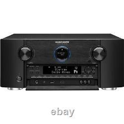 Nouveau Marantz Av7705 11.2 Channel 4k Ultra Hd Av Surround Pre-amplificateur Noir