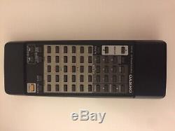 Onkyo MIDI Stereoanlage Récepteur A-905 Tuner T-405r CD C-705