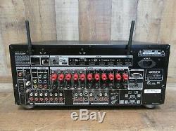 Onkyo Tx-réseau Rz810 7.2 Canaux Récepteur A / V