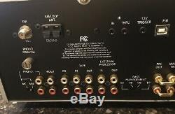 Outlaw Audio Rr2150 Analogique + Numérique Récepteur Stéréo. À Distance Et Boîte Sont Inclus