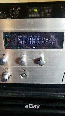 Outlaw Rr 2150 Récepteur Stéréo Amplificateur 100 Wpc Avec Cordon D'antenne Manuelle À Distance