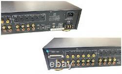 Parasound P/sp-1500 Av Processeur/pré Amplificateur Dolby Surround Thx