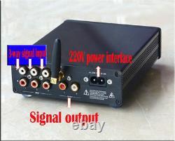 Pga2310 Bluetooth 4.2 Récepteur Audio Hifi Pré-amplificateur Préamplise Télécommande Préamplis