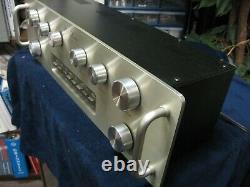 Phase Modèle Linéaire 400 Amplificateur Et Modèle 2000 Pré-amplificateur Avec Poignées Rack