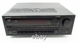 Pioneer Av Receiver Amplificateur Tuner Phono Stereo Vsx-d603s Japan Pre Amp Dolby