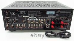 Pioneer Récepteur Av Amplificateur Tuner Stéréo Vsx-7300 Pre Amp Phono Surround Japon