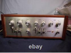 Pioneer Sc-3000 Préamplificateur Transistor De Commande Amplifié Excellente
