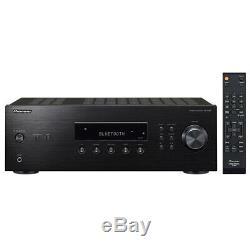 Pioneer Sx-10af Bluetooth Power Music Récepteur Stéréo / Amplificateur Audio Noir