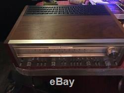 Pioneer Sx 850 Récepteur Amplificateur, Bois Cased Classique 16 KG Beast