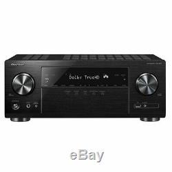 Pioneer Vsx-832 5.1 Ch 130w 4k Dolby Atmos Réseau Dts-hd Récepteur Av Amplificateur