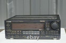 Pioneer Vsx-9500s Av Receiver Amplificateur Pre Amp Tuner Stereo Japon Phono Dolby