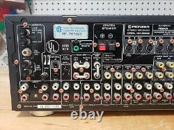 Pioneer Vsx-9500s Récepteur Av Amplificateur Préampli Stéréo Tuner Japon Phono Dolby
