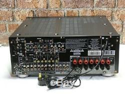 Pioneer Vsx-lx50 Dolby 7.1 Canaux 2 Entrée Hdmi Intégré Amplificateur Récepteur