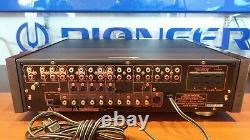 Préamplificateur De Référence De Pioneer C-91 Elite