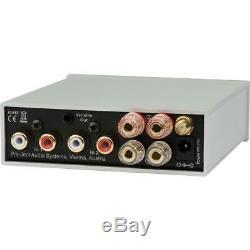 Pro-ject Stereo Box S2 Bt Mini Vollverstärker + Bluetooth + Récepteur Ir Empfänger