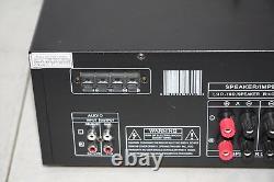 Pyle Accueil Pt4601aiu 500-watt Hybride Pré Amplificateur
