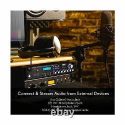 Pyle Bluetooth Hybrid Amplificateur Récepteur Home Theater Pré-amplificateur 3000 Watt