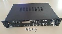 Pyle Bluetooth Hybrid Amplificateur Récepteur Home Theater Pré-amplificateur (p3001bt)