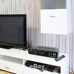 Pyle Home Cinéma Bluetooth Hybride Pré-amplificateur Stéréo Récepteur P2203abtu