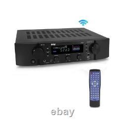 Pyle Pt395 2000w Bluetooth Home Theater Hybride Stéréo Récepteur Pré-amplificateur