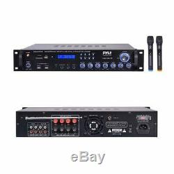 Pyle Pwma3003bt Bluetooth Amplificateur Hybride Receveur, 3000 Watt