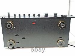 Pyramid Pr2500/sea2500 Amplificateur De Processeur Pré-ampli Excellent État Fonctionne